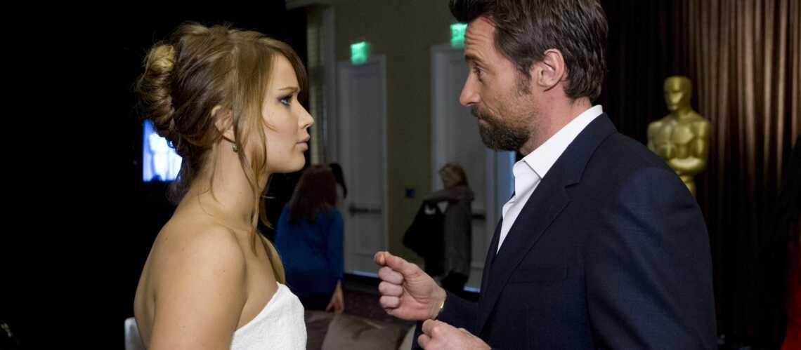 Le coup de foudre de Hugh Jackman pour Jennifer Lawrence