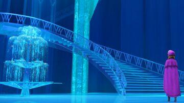 La Reine des Neiges s'invite aux JO de Pékin