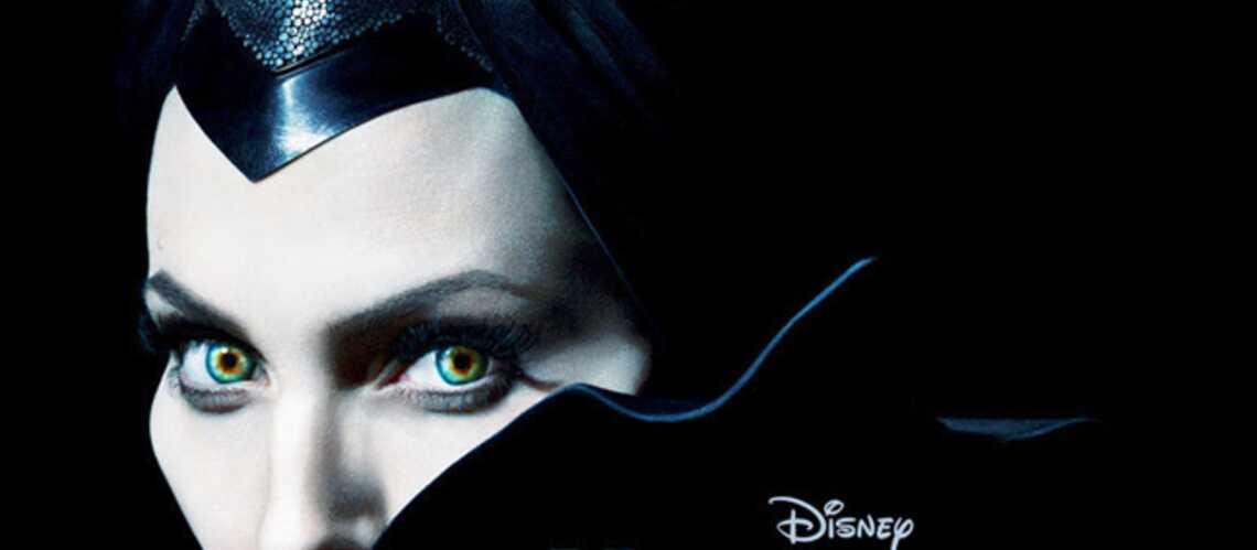 Angelina Jolie magnifiquement Maléfique