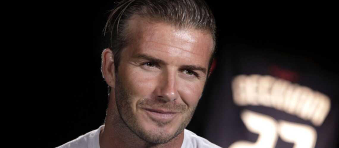 David Beckham cherche un appartement à Paris