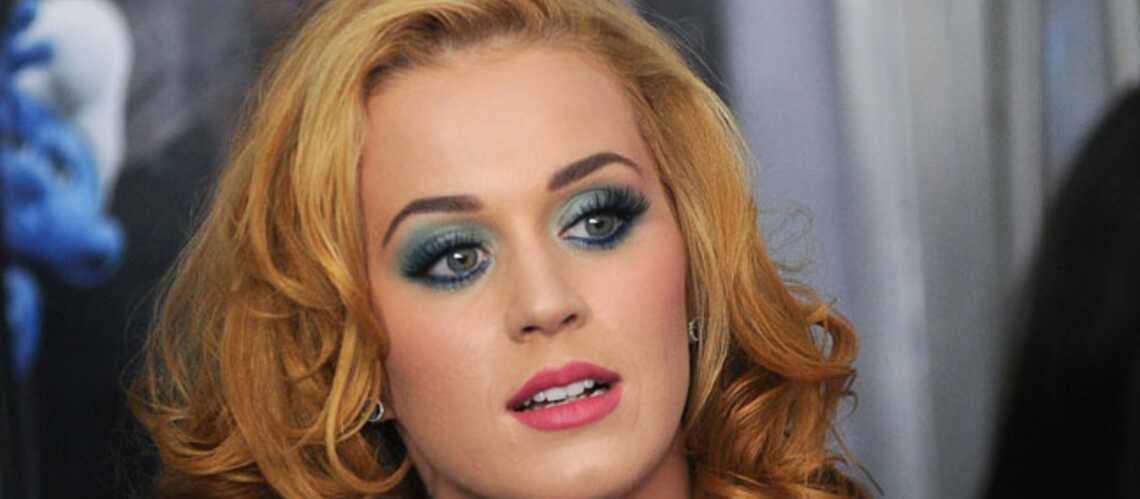 Katy Perry, la revanche d'une blonde