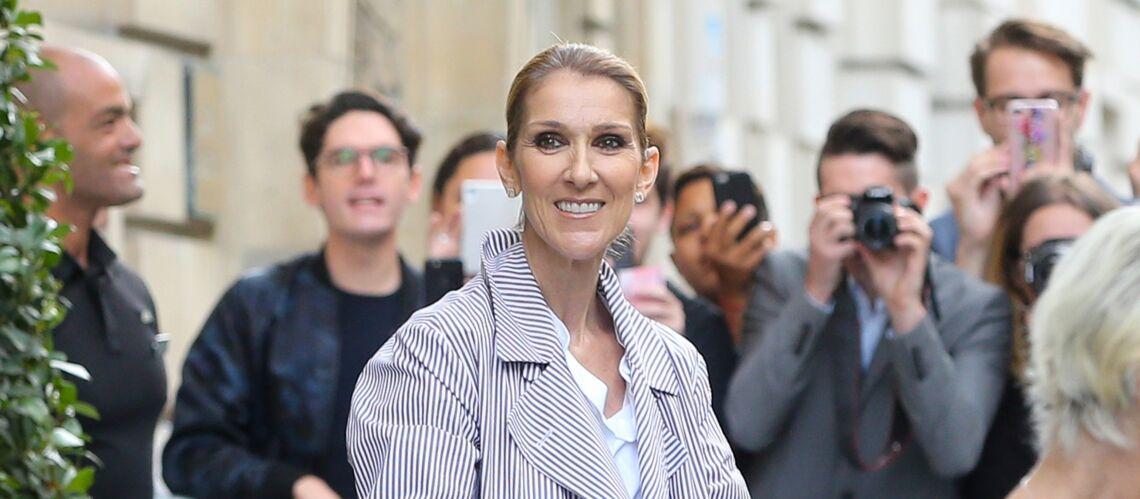 """Céline Dion: la chanteuse explique ses looks extravagants, """"un échappatoire"""" face aux difficultés de la vie"""