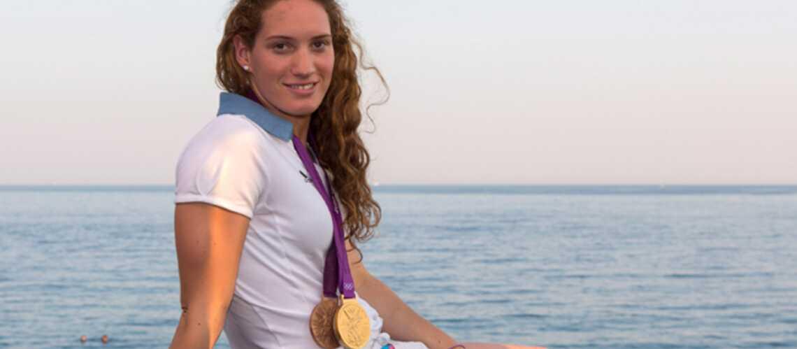 Camille Muffat, une championne au grand coeur