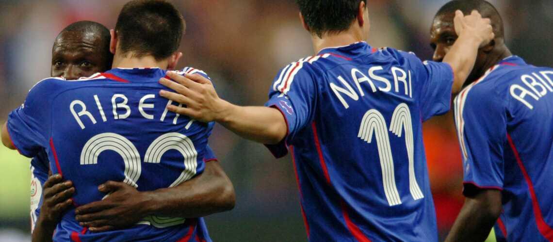 Nasri, Ribéry, Abidal boudent la presse française