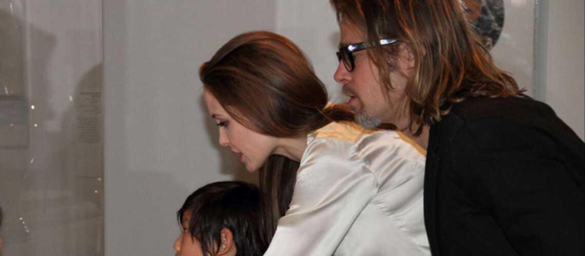 Angelina Jolie: quelle bague!