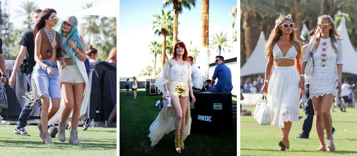 3 looks inspirés par Coachella pour un festival stylé