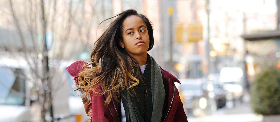 Malia Obama, la fille de l'ancien président harcelée, les services secrets sur les dents