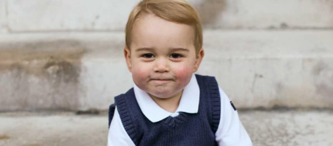 Baby George: son look plébiscité par GQ
