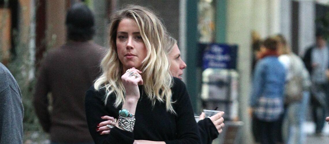 Johnny Depp refuse de verser à Amber Heard l'argent du divorce