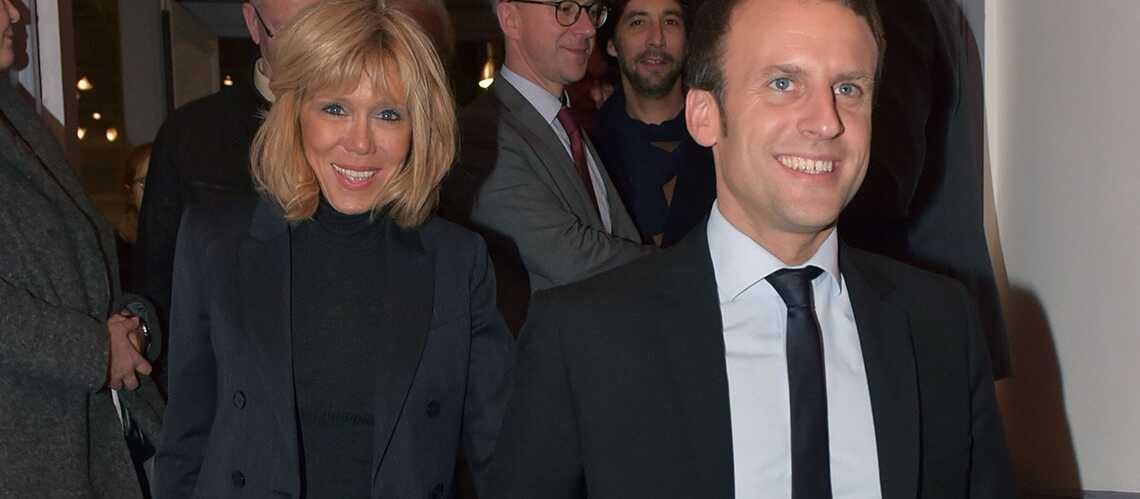 VIDEO – Pourquoi Emmanuel Macron n'a pas de photo de sa femme sur son bureau