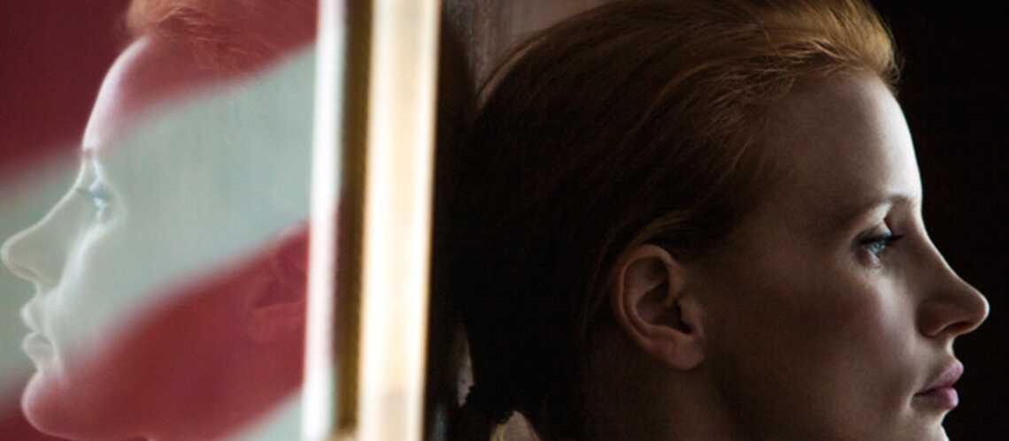 Jessica Chastain, le secret paternel