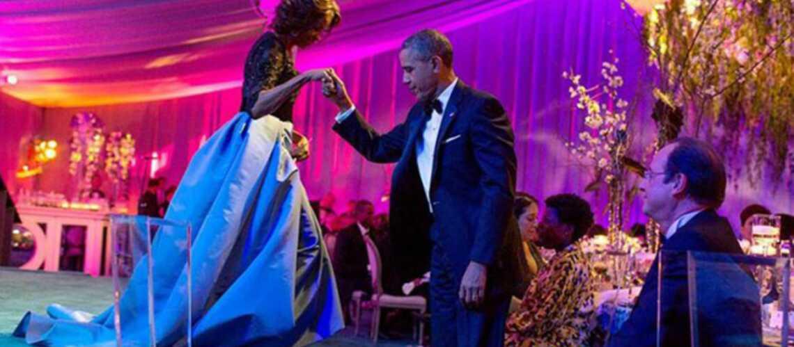 Happy Saint-Valentin chez les Obama