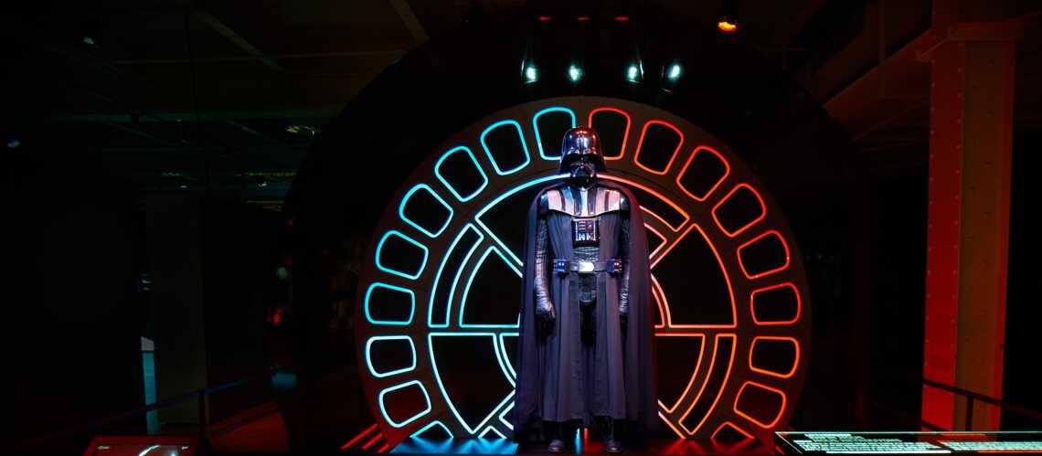 Photos- Expo Star Wars Identities, la Force est en elle