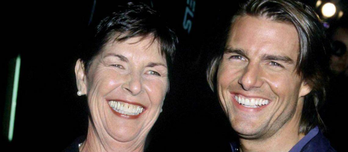 Tom Cruise: il pleure sa mère chérie qui l'a sauvé d'un père violent