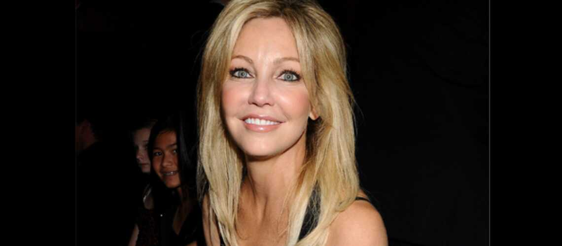 Heather Lock­lear est hors de danger