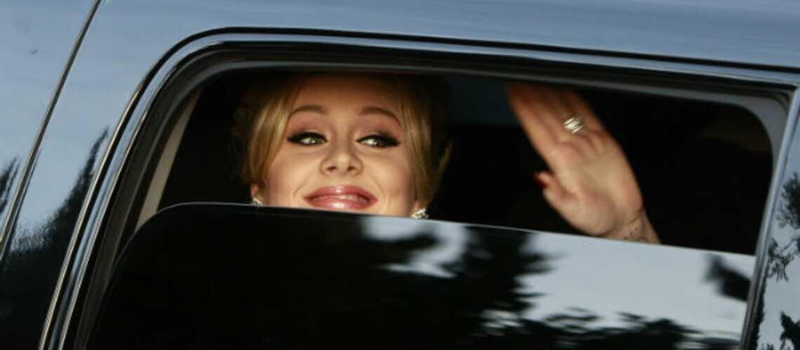 Un Golden Globe pour Adele