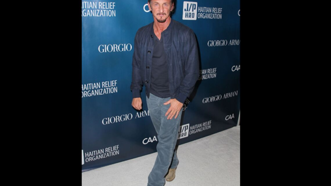 Haïti peut compter sur Sean Penn
