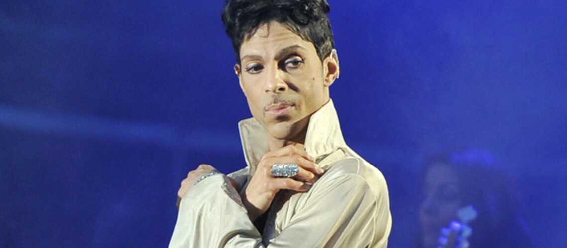 Prince dans une comédie