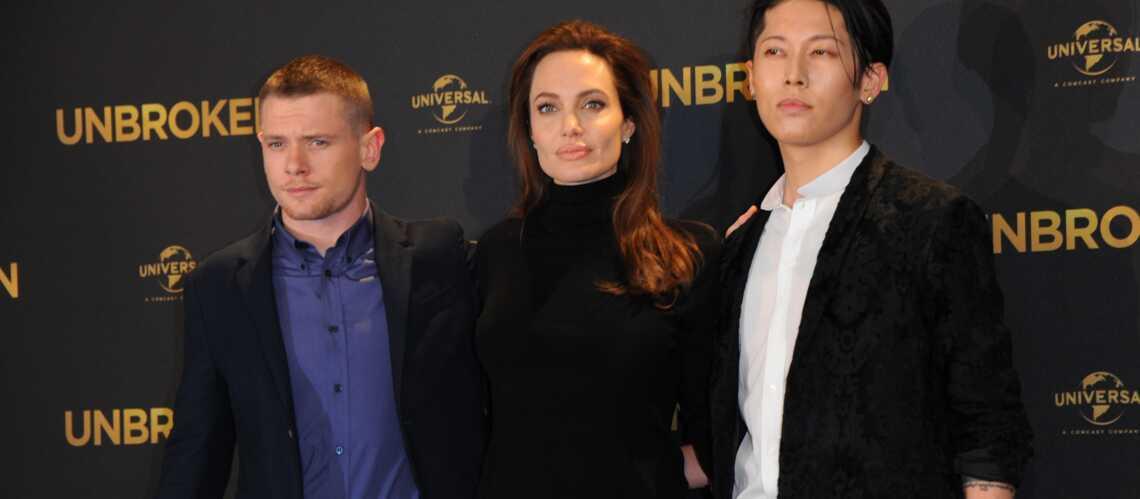 Angelina Jolie: ses acteurs ont le béguin pour elle