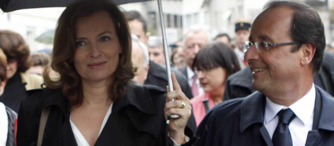 Valérie Trierweiller: dispute à l'Élysée?