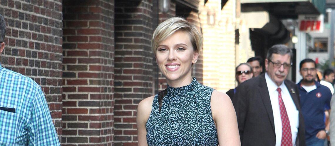 Scarlett Johansson surprise en bonne compagnie: l'actrice a-t-elle tourné la page Romain Dauriac?