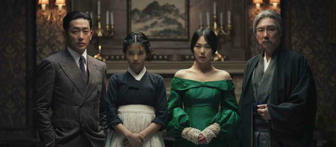 Cannes 2016 – Made­moi­selle de Park Chan-Wook ***