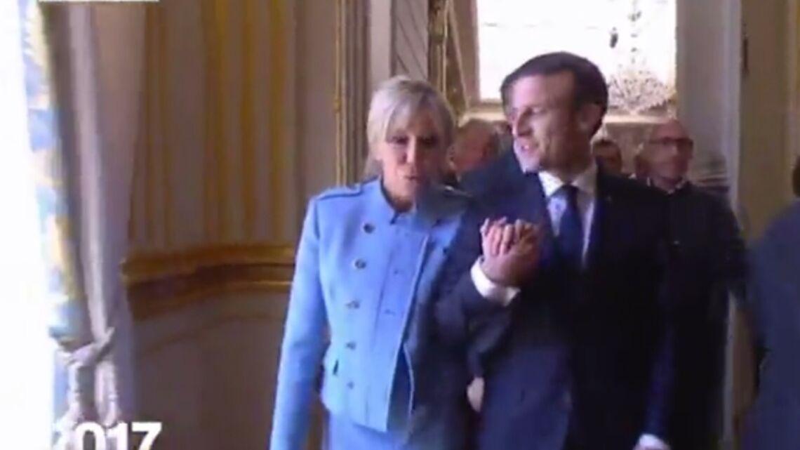 VIDEO – Comment Brigitte Macron s'est-elle préparée au rôle de Première Dame?