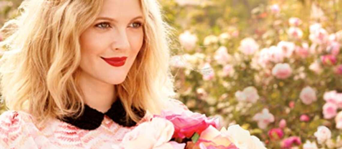 Drew Barrymore Flower Power