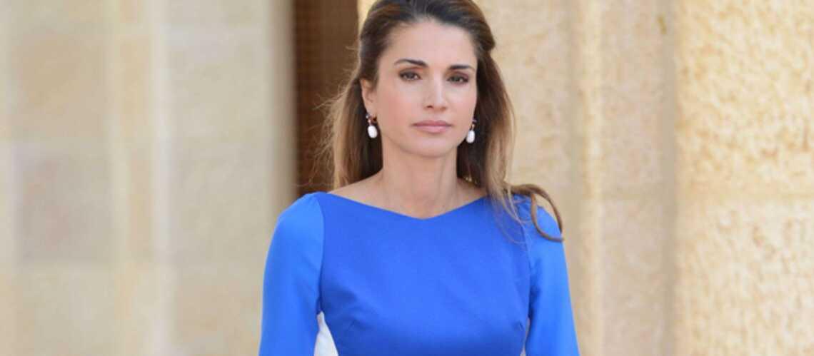 Rania de Jordanie, un air de Kate Middleton?