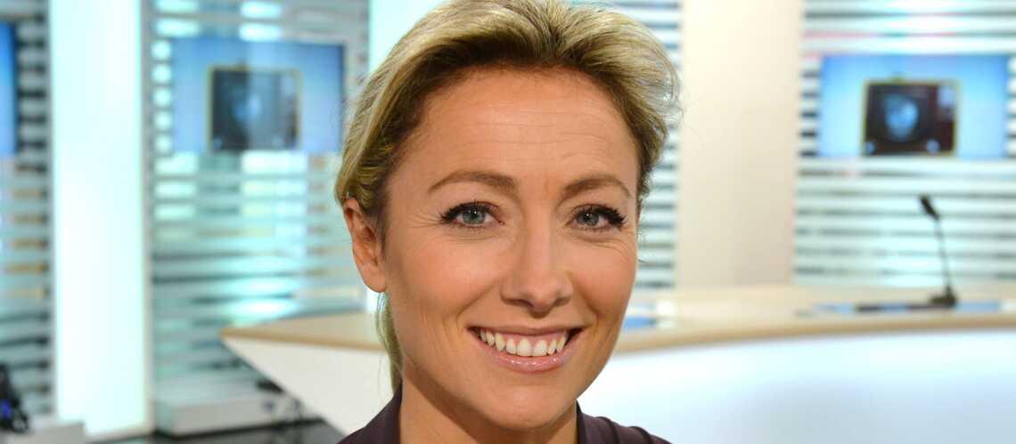 Anne-Sophie Lapix bientôt au JT de 20h de France 2?