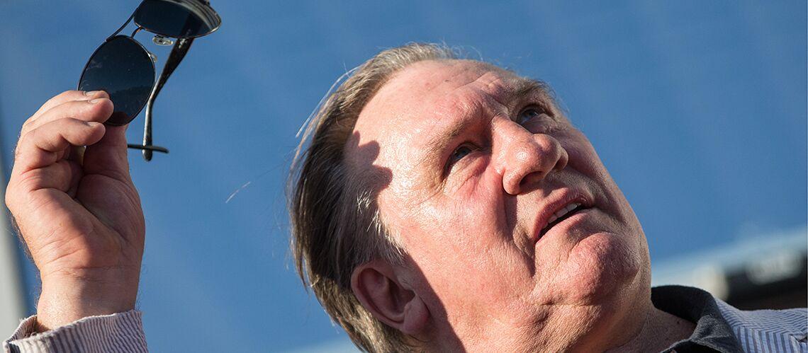 Gérard Depardieu: «Trump n'est pas un abruti»