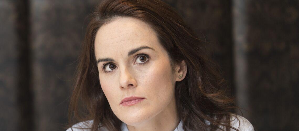 Michelle Dockery la star de Downtown Abbey revient sur la mort brutale de son compagnon
