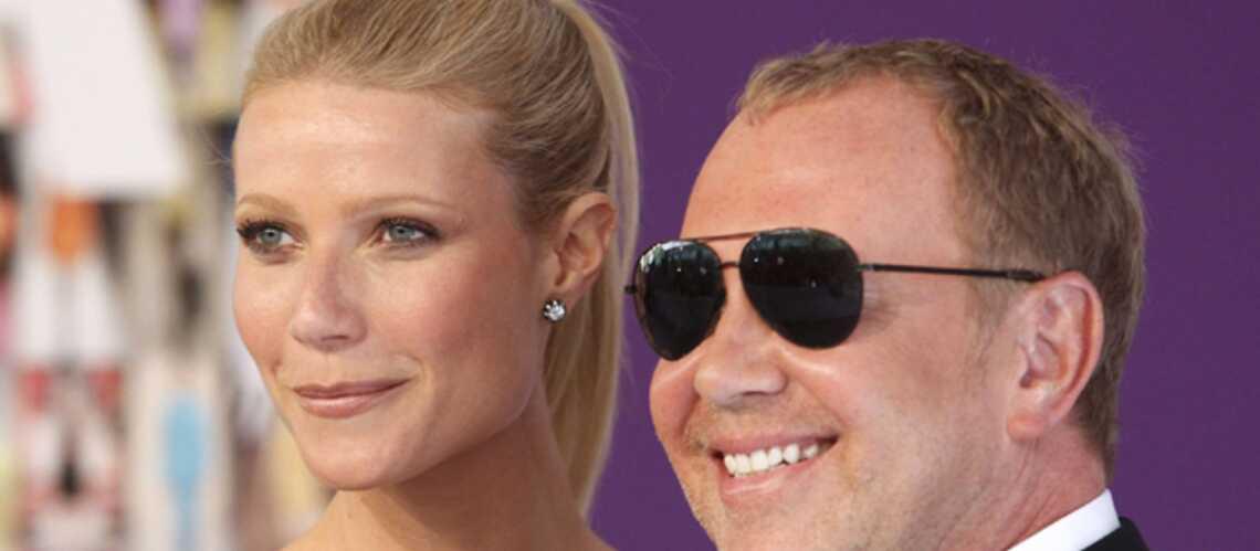 Gwyneth Paltrow dans le vestiaire de Michael Kors