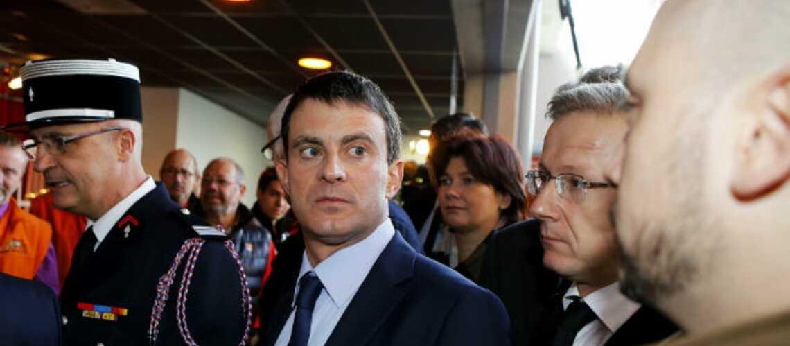 Manuel Valls sur les plateaux de cinéma