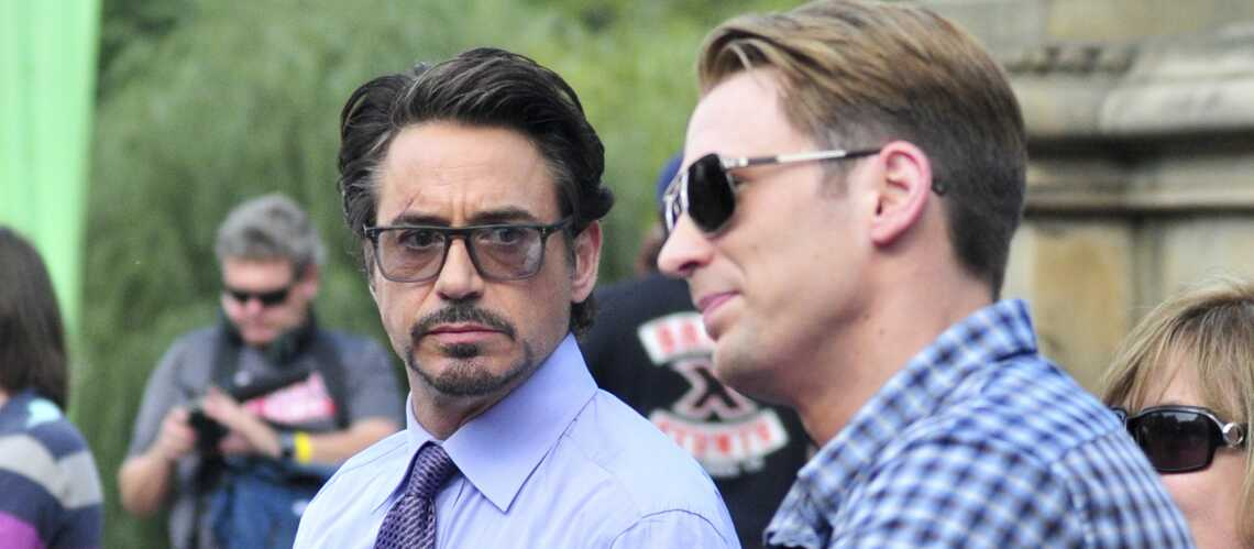 Robert Downey Jr.: Captain America 3 dans le viseur