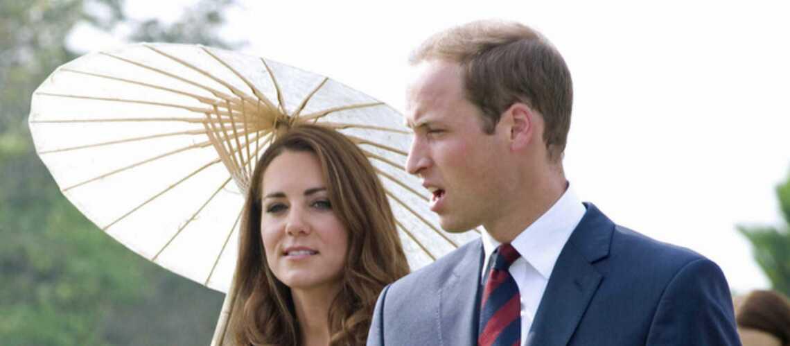 Le prince William et Kate Middleton portent plainte
