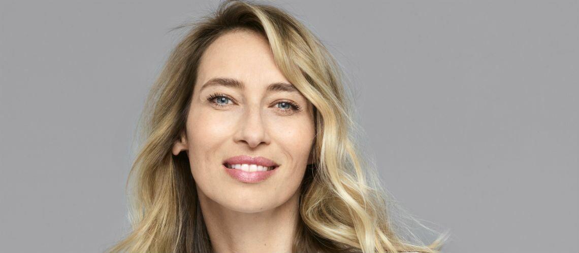Alexandra Golovanoff devient égérie de Lierac