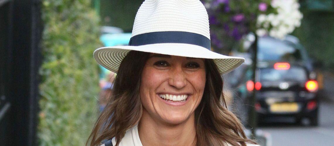 Des photos de Pippa Middleton bientôt dévoilées? Le compte iCloud de la soeur de Kate piraté