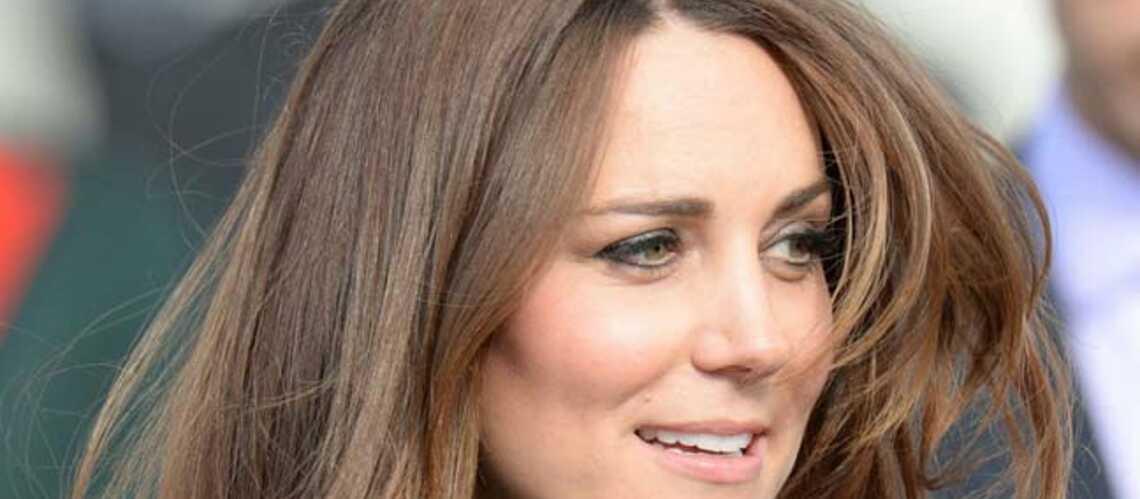 Kate Middleton en mode déco