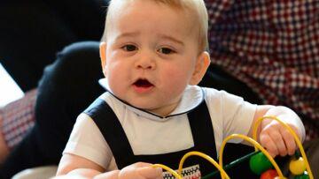 Prince George, la star des bébés