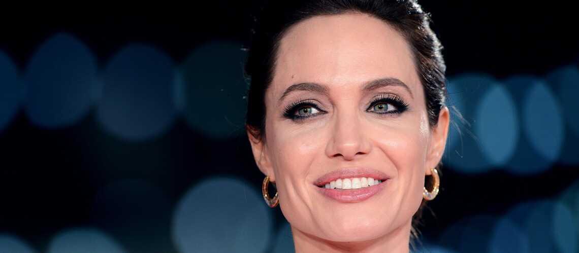 2014, le bon cru d'Angelina Jolie