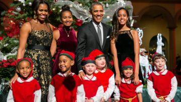 Photos- Le joyeux Noël des Obama