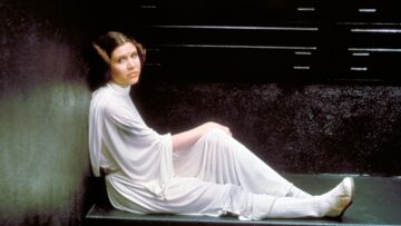 Star Wars: Carrie Fisher, étoile filante d'Hollywood