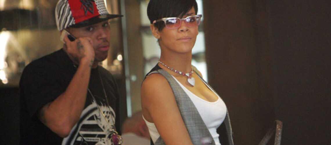 Rihanna/Chris Brown: «Je t'aime… moi non plus»