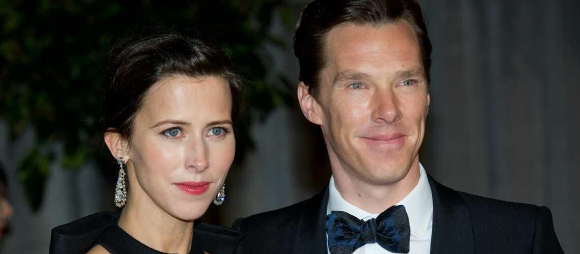 Benedict Cumberbatch s'est marié