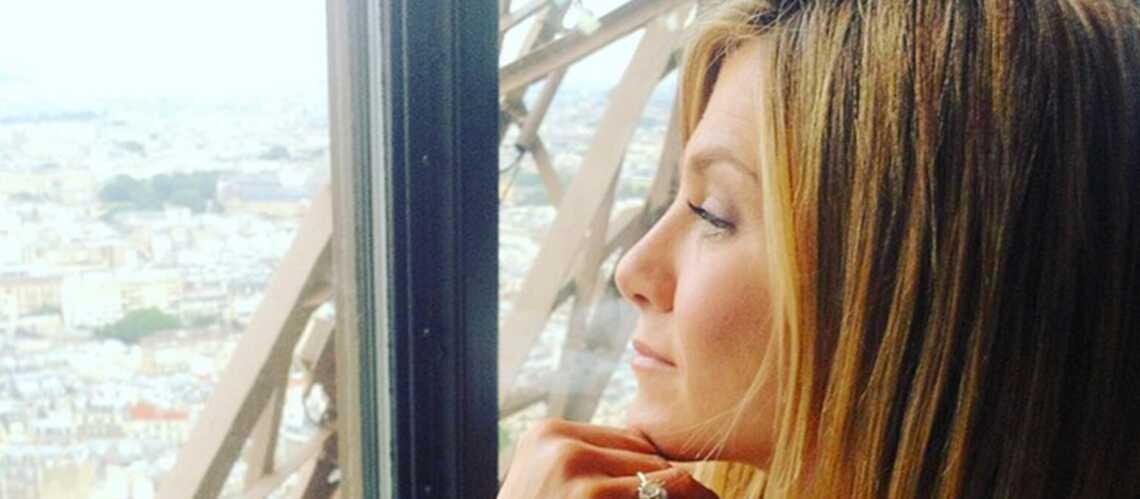 Photos – Karine Ferri, Barack Obama, Jennifer Anniston, la Saint Valentin des stars