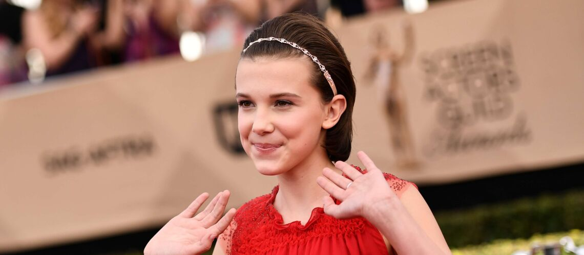 Qui est Millie Bobby Brown (Stran­ger Things), 12 ans, que le monde de la mode s'ar­rache?