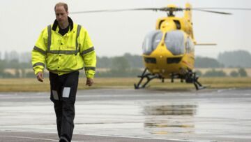Prince William Supercopter
