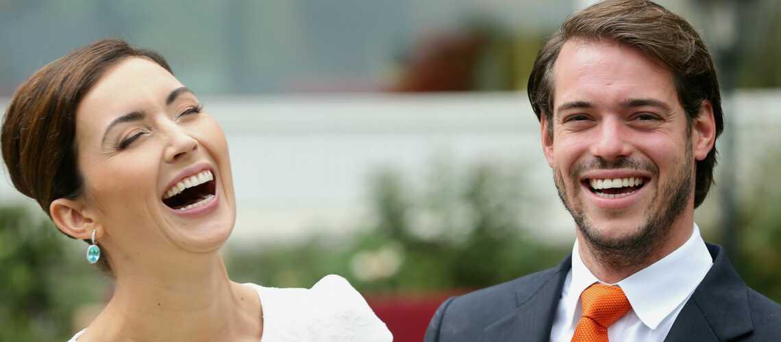 Le prince Félix de Luxembourg et sa femme Claire sont parents