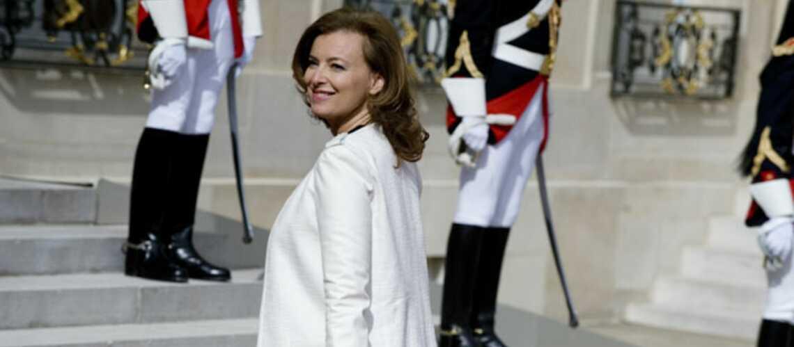 Valérie Trierweiler, First Lady graphique